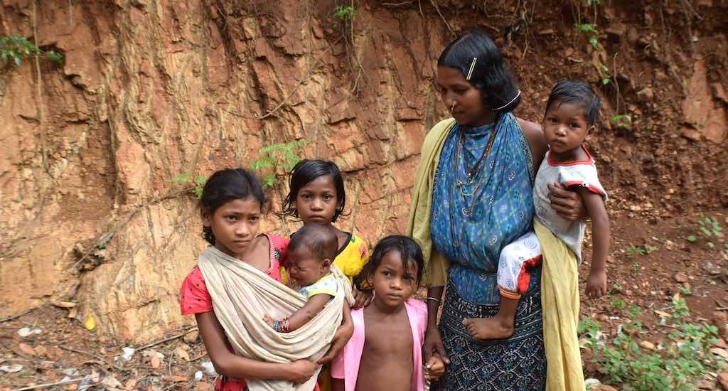 ओडिया आदिवासियों ने बच्चों के जन्म में अंतराल के लिए, त्याग दी परम्परा