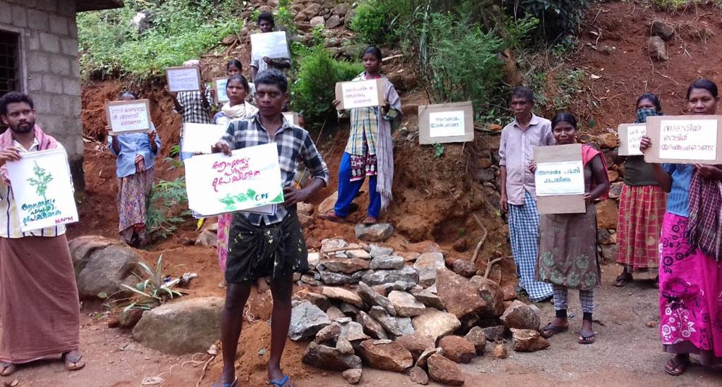 जल-विद्युत परियोजनाओं के चलते कादर आदिवासियों को बार-बार विस्थापन का ..