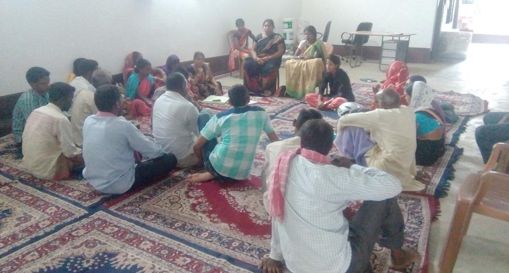 महिलाओं द्वारा संचालित मंच ग्रामीण महिलाओं के लिए जेंडर-आधारित न्याय ..