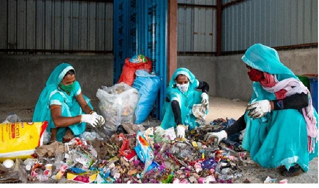 सामुदायिक भागीदारी से बेहतर कचरा प्रबंधन में मदद मिलती है