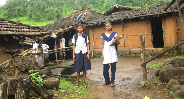 Girls in Palghar are breaking entrenched stereotypes to continue their education