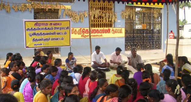 Kuthambakkam charts a course to prosperity through community action