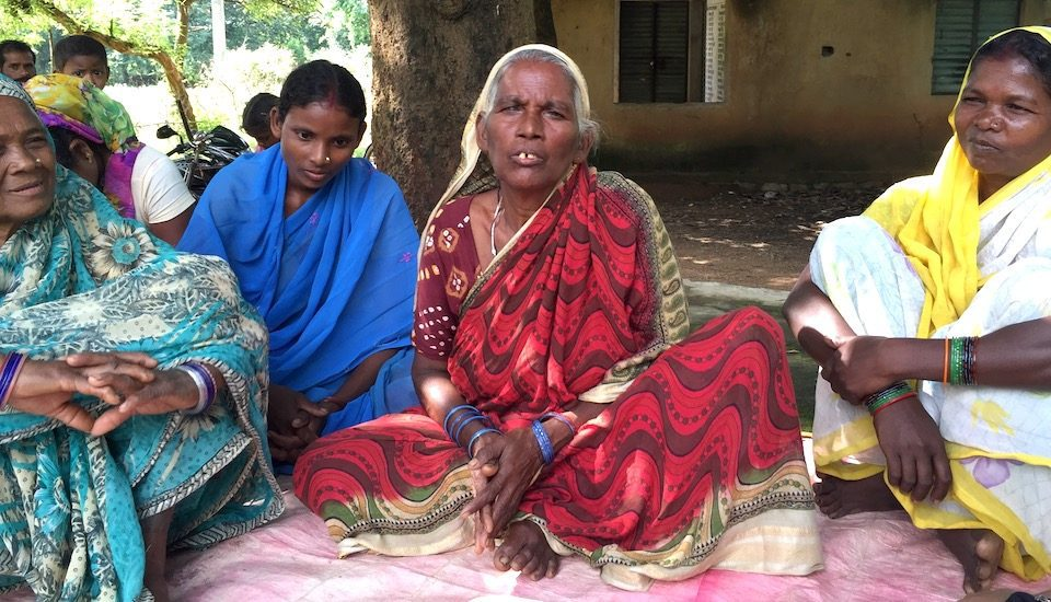 The confident women of Guphu in Jharkhand. (Photo by Suneeta Dhar)
