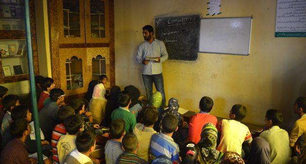 Political turmoil leaves Kashmir's education sector in tatters