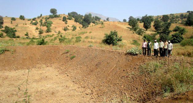 Faulty farm ponds pockmark tribal villages in Palghar