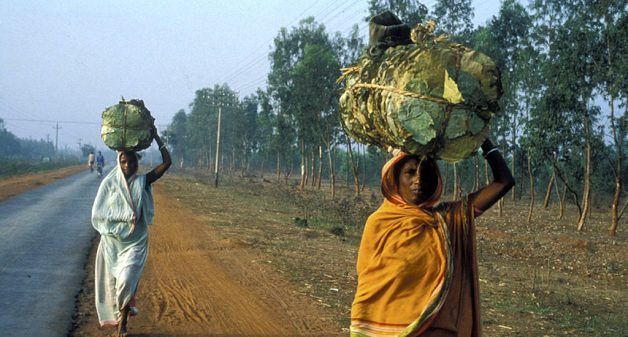 Women are still considered beasts of burden in rural India
