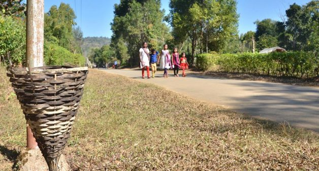 Remote village in Karbi Anglong sets cleanliness benchmark