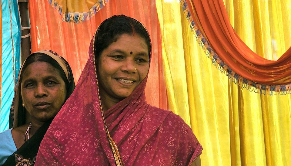 Community resource persons are reaching far corners of India to deliver the promise of development. (Photo by Asian Development Bank)
