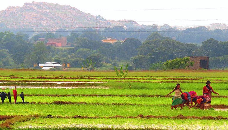 Tribal communities in Jharkhand fear losing their land. (Photo credit: Wasim Raja)