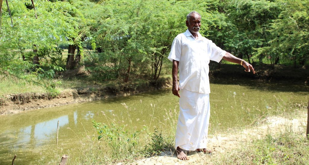 Farmers in coastal Tamil Nadu battle drought with smart farming