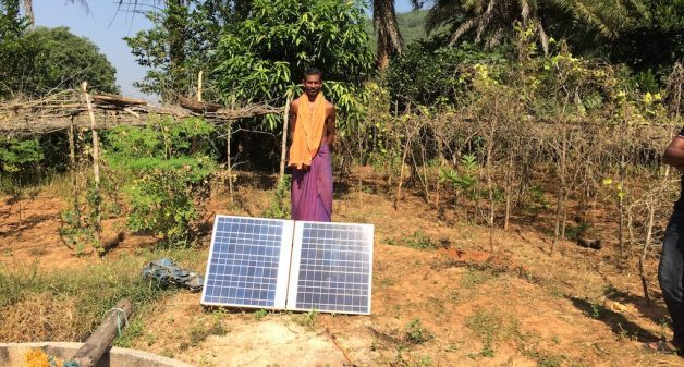 Solar pumps bring relief to smallholder farmers in Rayagada