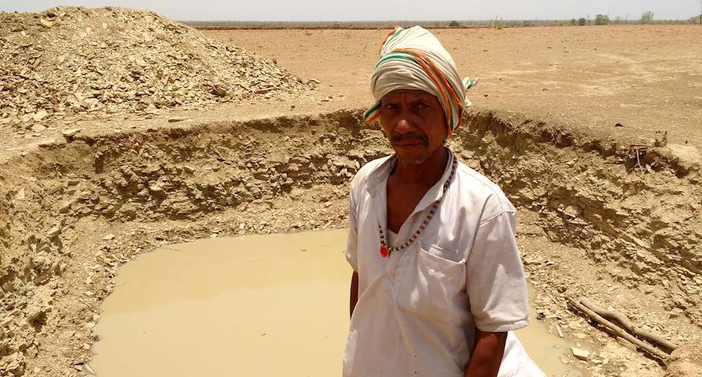 Restored farm ponds help Sahariyas tide over drought