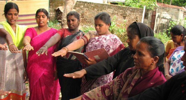 NGOs have played a pivotal role in the women's self-help group movement in India. (Photo by McKay Savage)