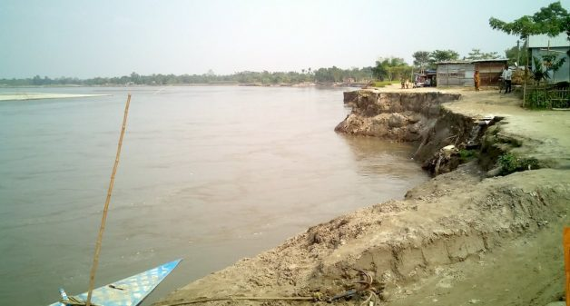 Riverbank erosion no less a disaster than Assam floods