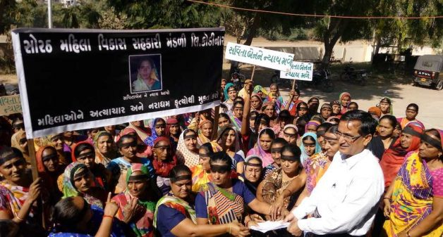 Women in Gir stand up for dignity of widows