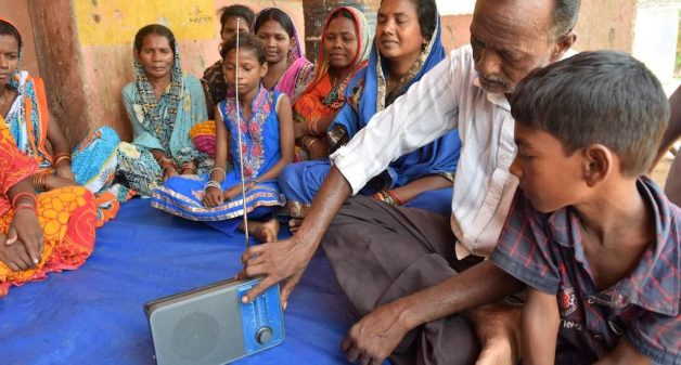 Community radios in Odisha help improve gender parity