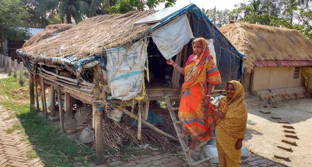 Women-centric interventions needed for flood-ravaged Sundarbans islands