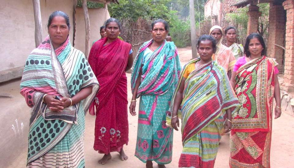 Widows of Madarangajodi village await justice. (Photo by Rakhi Ghosh)