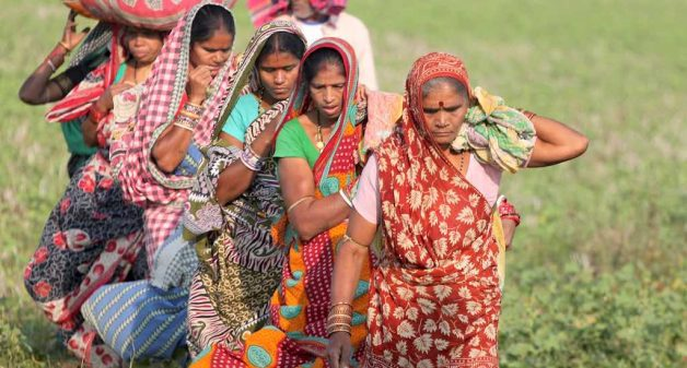 Women in India's villages have come a long way. (Photo by Pixabay)