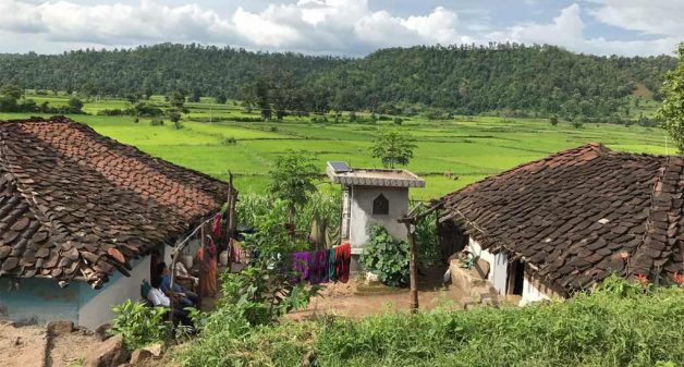 How development arrived in Kapa Mal village