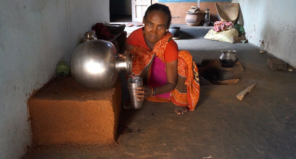 Santhal tribes revive tradition for safe drinking water