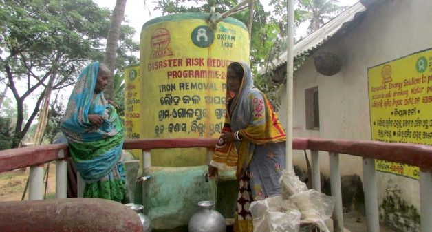 Kanas villagers make water safe through simple interventions