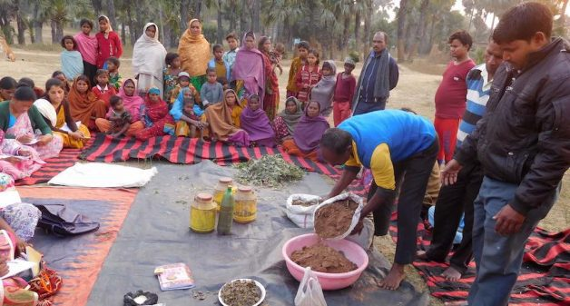 Strengthening grassroots in Gaya for self-sustenance