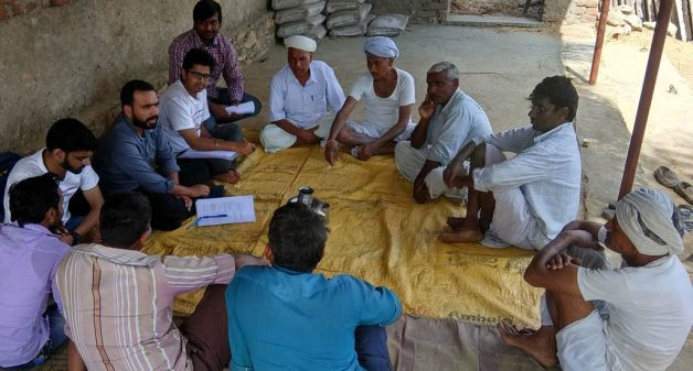 Aware of the benefits of digital inclusion, Rawatpura villagers believe they will progress faster with access to Internet and information. (Photo by Shubham Sharma)