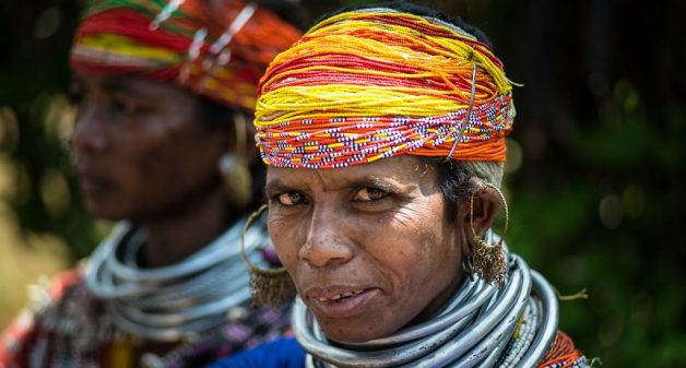 The Bondas of Malkangiri in Odisha, like other particularly vulnerable tribal groups, have been left out of India's development story. (Photo by Saurabh Chatterjee)