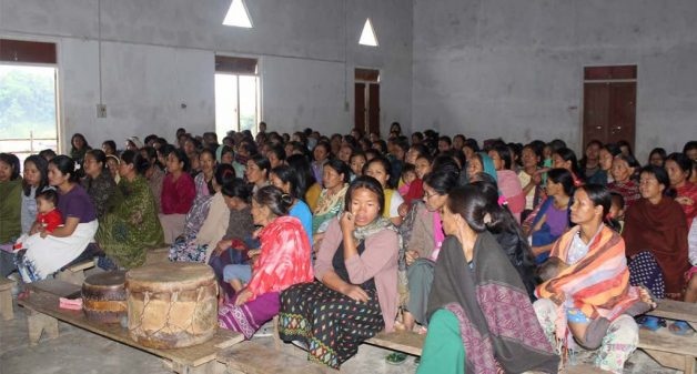 Manipuri women revive village republics for all-round development