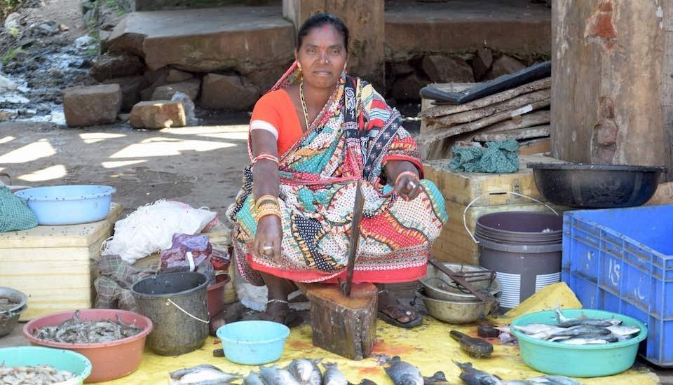 Women like Dulana came together to empower themselves as businesswomen, taking their families and community forward in the process (Photo by Basudev Mahapatra)