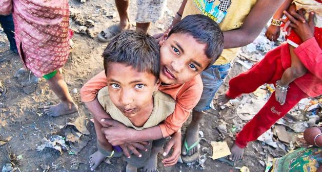 Children in the poorer parts of rural India do not have much to look forward to (Photo by Billy Cedeno)