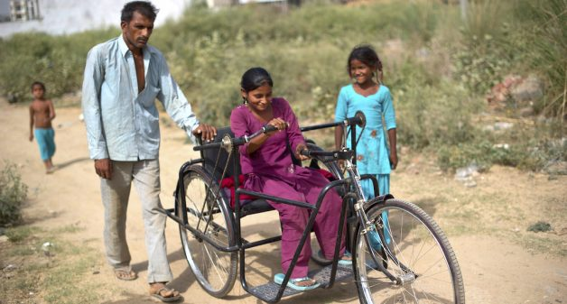 People with disabilities languish across rural India – Village Square