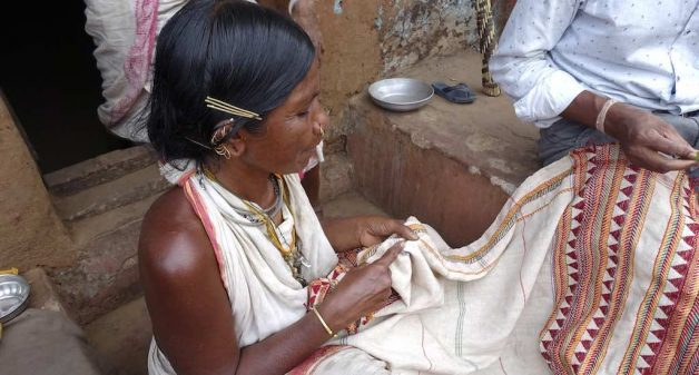 Kapdaganda shawls of Dongria Kondhs in need of revival