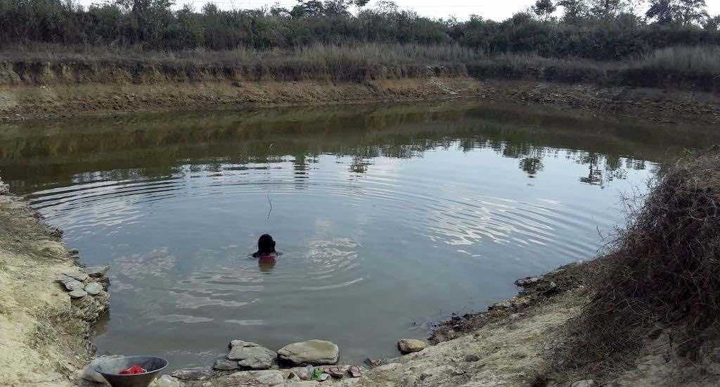 Farm ponds improve lives of Singhbhum women