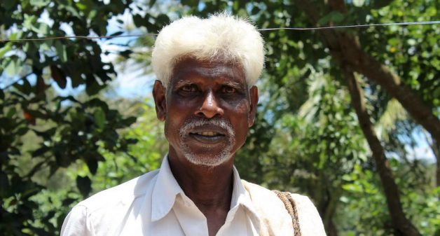 Achugegowda, who has been at the forefront of the Soligas' legal battle, says the tribe should be integrated into conservation efforts than be alienated (Photo by Amoolya Rajappa)