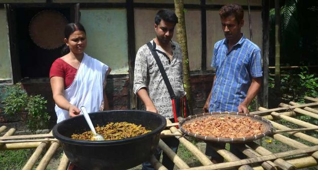 Assamese women thrive on value-added garden produce