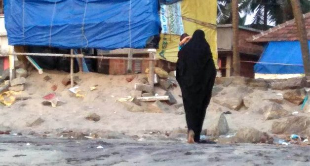Life is suddenly thrown out of gear for women, more so for those with children, divorced through triple talaq declaration (Photo by Chithra Ajith)