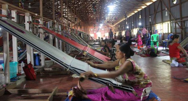 Manipur villagers initiate successful economic development