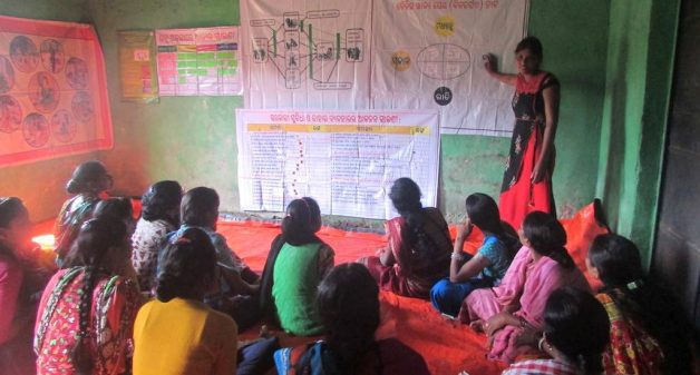 Poshan sakhis transform reproductive health in Odisha