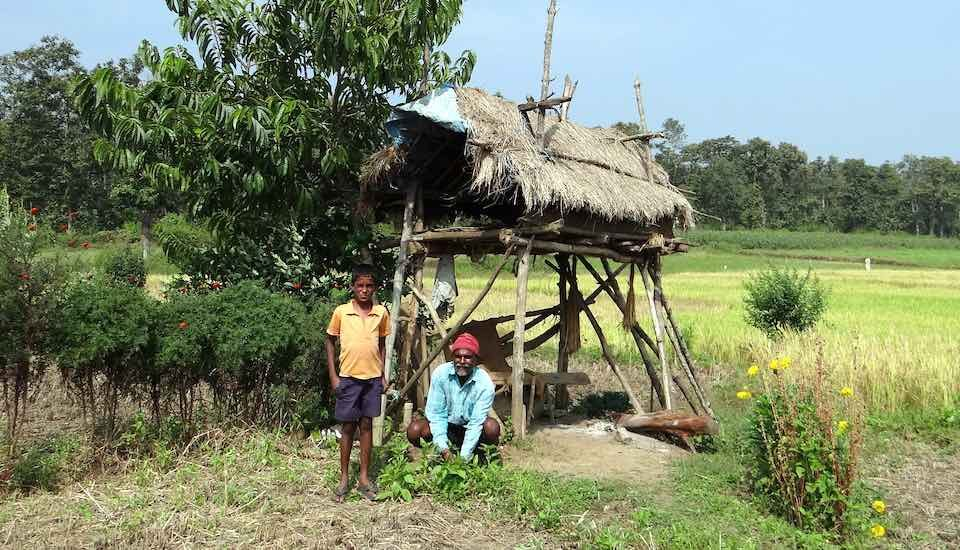 Small farmers to benefit from government scheme (Photo by Bishnu Sarangi)