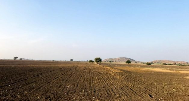 Farmers of drought-hit Karnataka are hoping for a good southwest monsoon (Photo by Nidhi Jamwal)