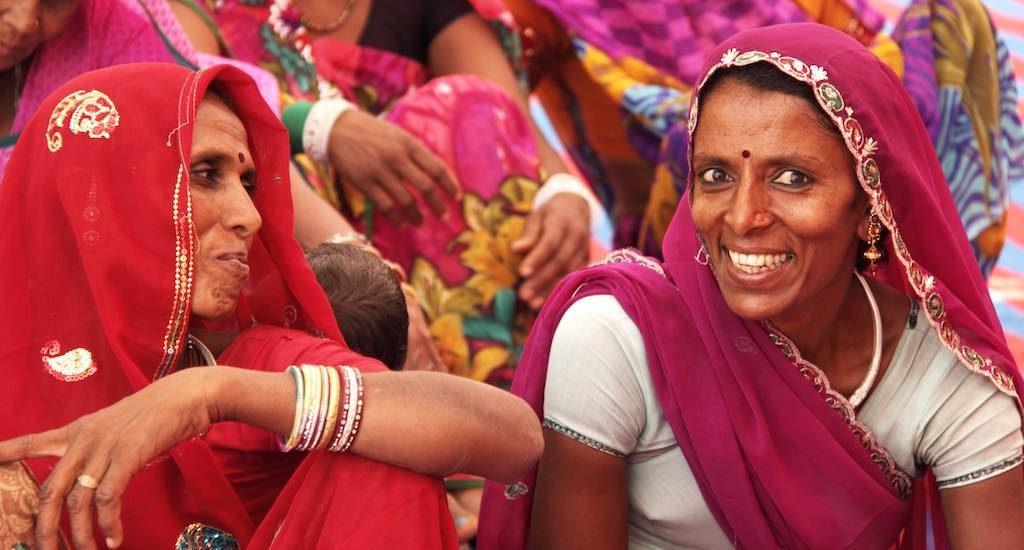 Tribal women in Rajasthan assert citizen rights