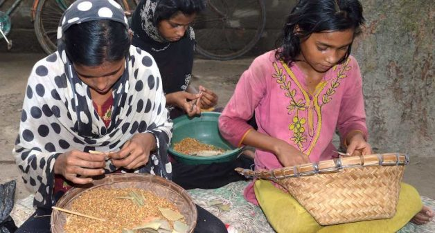 Beedi rolling robs Murshidabad girls of their childhood