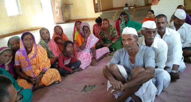 The primary health centers in villages often lack in staff and medicine, forcing the rural elderly to visit private clinics and spend a lot on healthcare (Photo by Abhijeet Jadhav)