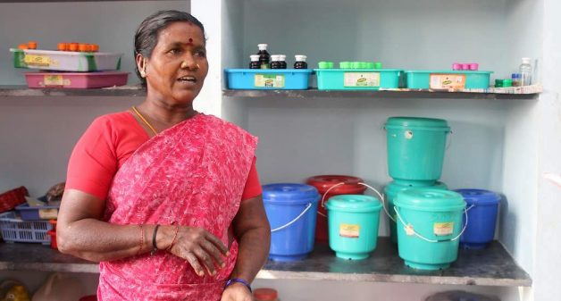 Tamil women bank on herbs to boost income