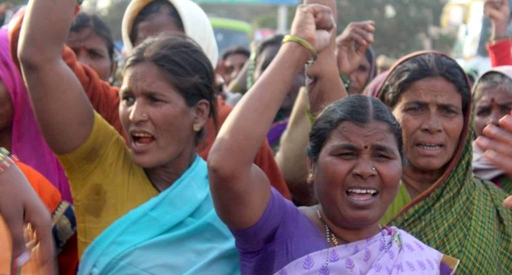 Village women up in arms against alcoholism