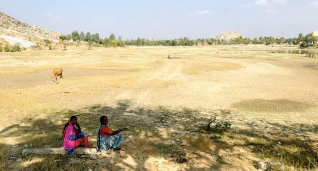 Kolar in Karnataka is one of the 24 districts of the country identified as eternally drought-prone (Photo by Nidhi Jamwal)