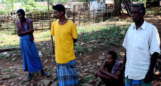 Understanding the need for conservation of biodiversity, villagers of Mandasaru have strengthened forest protection measures (Photo by Basudev Mahapatra)