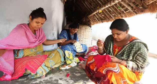 Revival of Lambadi embroidery stems migration